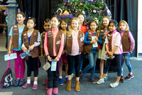 October - Girl Scouts Trip to Hiller Aviation Museum