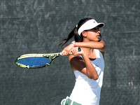 October - Paly Tennis vs. Los Altos High
